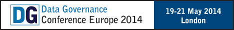 Data Governance Conference Europe 2014 | 19-21 May, 2014