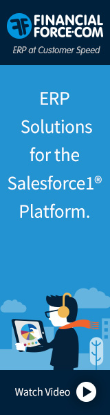 FinancialForce.com - ERP Solutions for the Salesforce1 Platform.