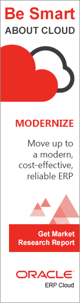 Modernize - Move up to a modern, cost-effective, reliable ERP