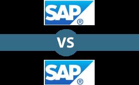 SAP CRM vs SAP S/4HANA CRM Comparison Report