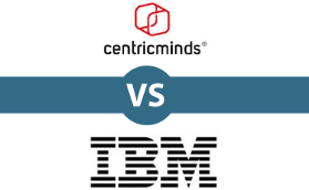 CentricMinds vs IBM FileNet Document Management System (DMS