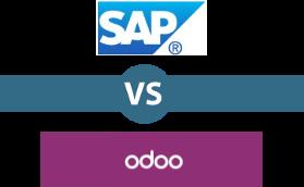 SAP ERP vs Odoo 10 Enterprise Solution ERP Comparison Report