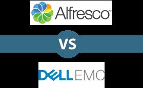 Alfresco vs EMC Documentum Family Enterprise Content