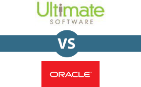 Ultimate Software UltiPro vs Oracle HCM Cloud Human Capital