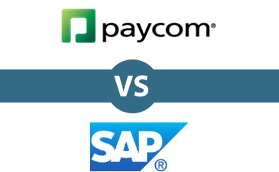 Paycom vs SAP S/4HANA Human Capital Management Comparison Report