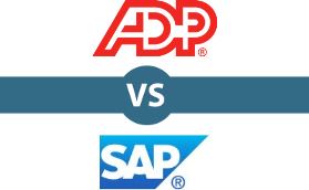 ADP Enterprise HRMS vs SAP S/4HANA Core HR Comparison Report