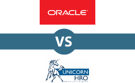 Oracle PeopleSoft Enterprise vs Unicorn HRO, LLC iCON Core