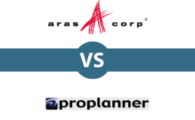 Aras Innovator PLM Software Solution Suite vs Proplanner