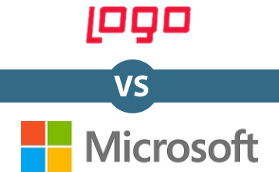 LOGO Business Solutions Tiger Enterprise vs Microsoft