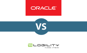compare oracle demantra vs logility voyager solutions