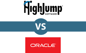 HighJump Software Supply Chain Advantage vs Oracle