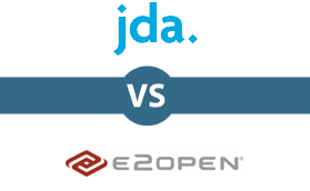 JDA Software Group Supply Chain Execution Suite vs Cloud
