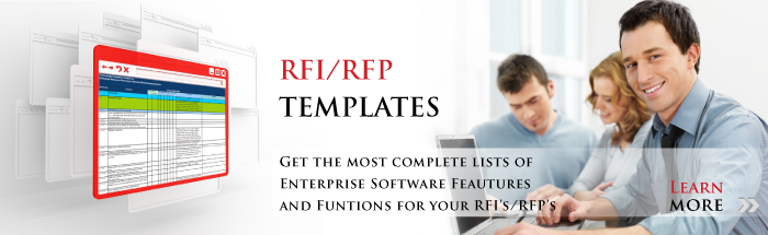 RFI / RFP Templates