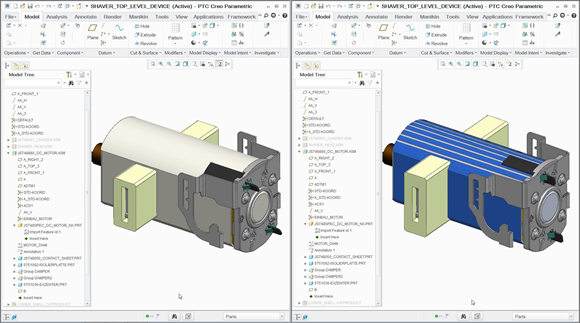 PTC Creo 3 0—Changing the CAD Game - Part 3 | TEC
