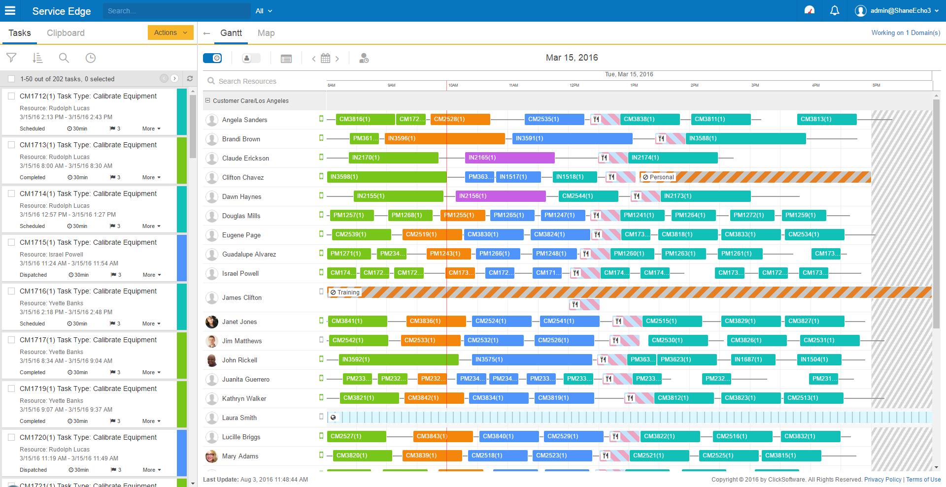 ClickSoftware—Regaining a Field Service Management Software