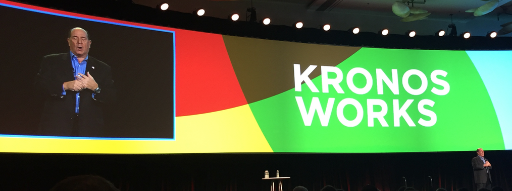 KronosWorks 2018: Kronos Asserting Its HCM Software Savvy