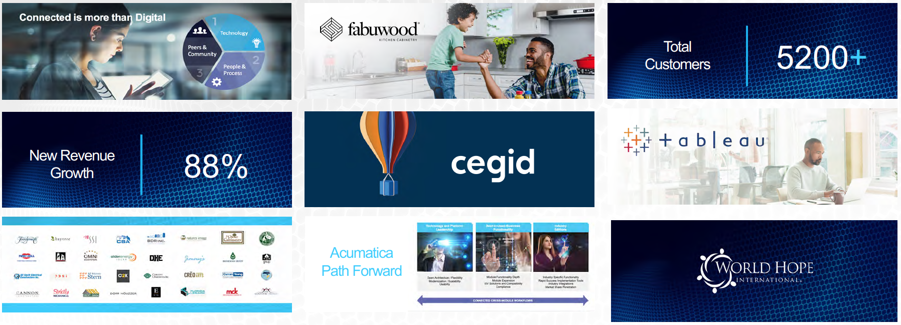 Acumatica Summit 2019—Construction Cloud ERP and More