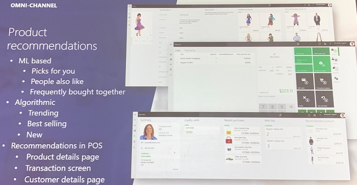 Dynamics 365 for omnichannel retail
