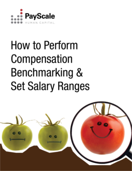 How to Perform Compensation Benchmarking and Set Salary