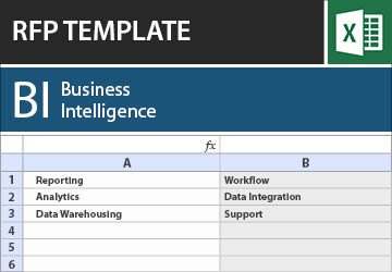 Business intelligence bi rfirfp template fbccfo Gallery