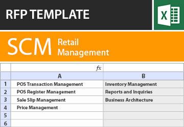 Retail management rfp template wajeb Choice Image