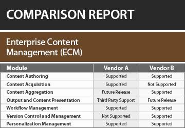 software vendor comparison template.html